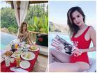 Tiểu thư nóng bỏng Hà thành 'gây sốc' vì cuộc sống xa hoa