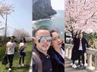 Hot girl - hot boy Việt: Bảo Trần và Trang Pilla 'trốn con' nắm tay nhau đi khắp thế gian