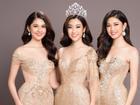 Top 3 Hoa hậu Việt Nam 2016 lộng lẫy trong bộ ảnh 'thanh xuân rực rỡ' trước khi kết thúc nhiệm kỳ