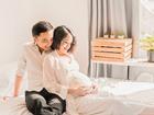 Văn Anh phấn khởi thông báo tin vui Tú Vi hạ sinh con gái đầu lòng