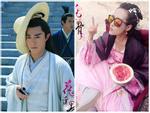 Muôn kiểu chống nắng 'bá đạo' của sao Hoa ngữ trên phim trường