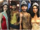 Sau màn đọ sắc với Hương Giang Idol, 'thánh catwalk' Philippines muốn 'chặt đẹp' Hoa hậu Hoàn vũ Thế giới