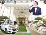 Choáng ngợp với đám cưới 10 tỷ ở Đà Nẵng: Chú rể lái siêu xe lên sân khấu, mời cả ca sĩ hạng A đến góp vui-7