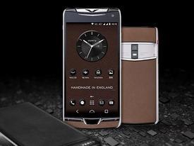 Smartphone siêu sang Vertu Constellation X giá 145 triệu có gì đặc biệt?