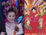 Những bức ảnh ít người biết: Đổng Khiết từng múa phụ họa, Tôn Lệ nhảy phụ cho Triệu Vy