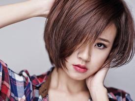5 kiểu tóc tém đẹp cho cô nàng mặt vuông cá tính