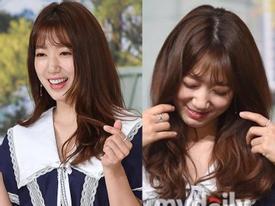 Xuất hiện sau tin hẹn hò So ji Sub, mỹ nhân 'Người thừa kế' Park Shin Hye ngại ngùng trước ống kính