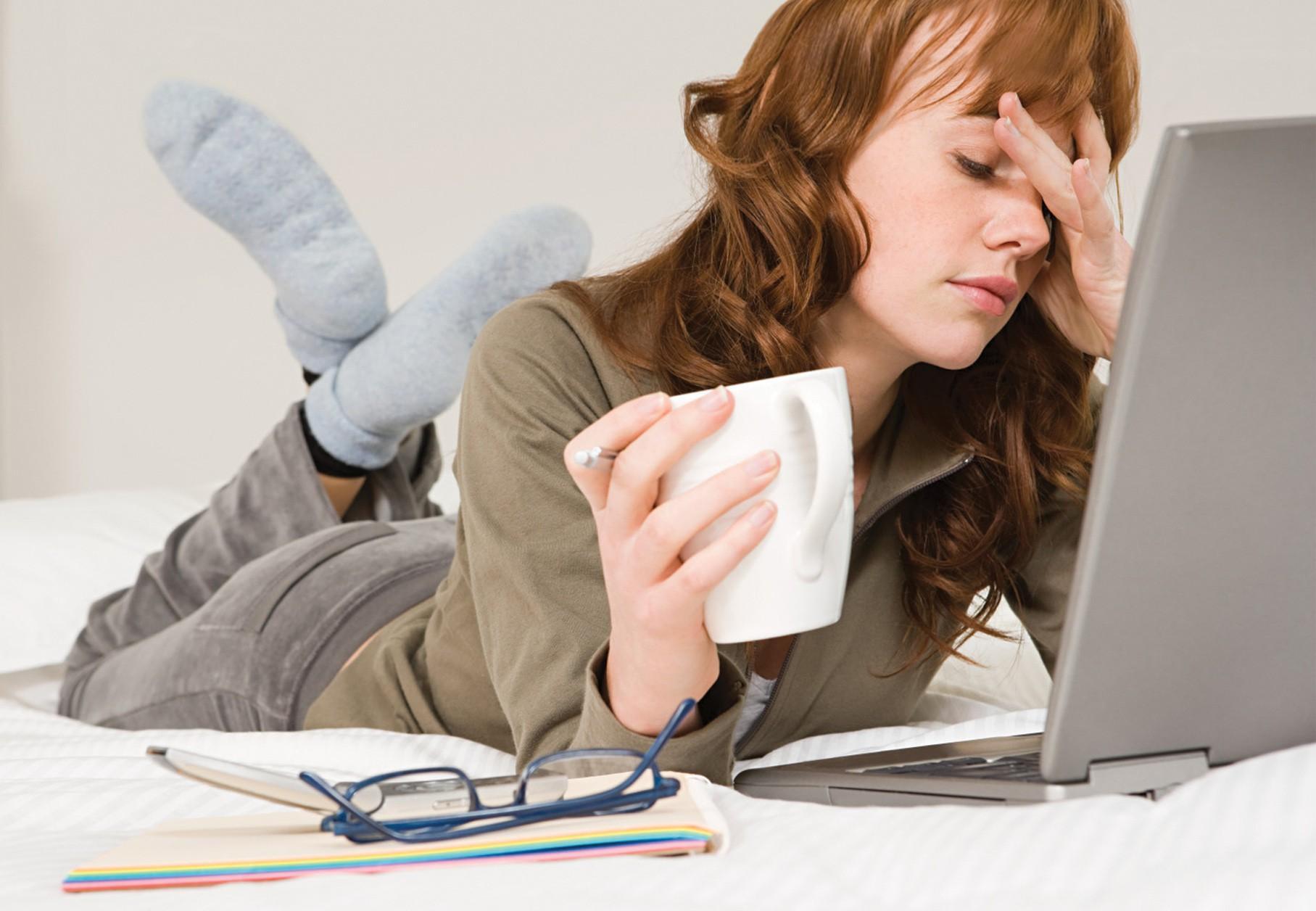 Bạn sẽ gặp vấn đề về sức khỏe khi thường xuyên stress