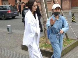 Dương Mịch hốc hác, gầy rộc còn 39kg giữa scandal quỵt tiền từ thiện