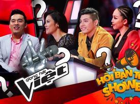 Nghe nói: Lam Trường, Thu Phương, Noo Phước Thịnh và Tóc Tiên sẽ đảm nhận vị trí ghế nóng The Voice Việt 2018