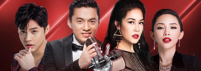 The Voice - Giọng Hát Việt 2019