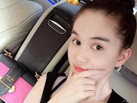 Tin sao Việt: Ngọc Trinh muốn ôm hôn người khen cô 'trẻ đẹp như gái 20'