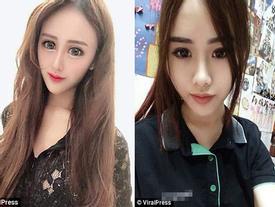 Nổi tiếng khắp mạng xã hội vì ngoại hình đẹp, hot girl Malaysia hóa 'mặt rắn' gây shock sau thẩm mỹ