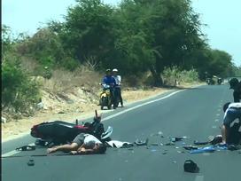 Nhóm thanh niên thử tài lao xe vào nhau, 2 người chết tại chỗ: Thông tin bất ngờ