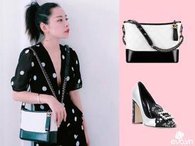Bóc giá hai bảo bối thời trang mới nhất của 'Miss Showbiz' Chi Pu