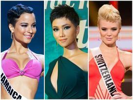 Cũng sở hữu mái tóc ngắn, H'Hen Niê liệu có làm nên chuyện tại Miss Universe như những mỹ nhân này?