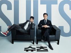 Sao Hàn 10/4: Jang Dong Gun nổi bật, lịch lãm bên cạnh mỹ nam 9x Park Hyung Sik