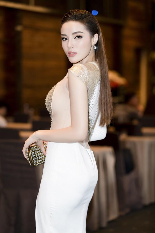 Hoa hậu Kỳ Duyên khẳng định chỉ làm vòng một