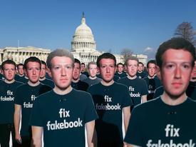 Bị cáo buộc để Nga thao túng bầu cử, Mark Zuckerberg nói gì?