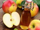 10 mẹo làm đẹp tại nhà với giấm táo