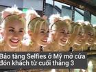 Bảo tàng selfie hút khách nhờ hiện vật độc nhất vô nhị