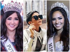Lột xác với kiểu tóc mới, H'Hen Niê được đối thủ tại Miss Universe 2018 khen hết lời