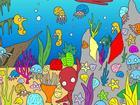 Đố bạn tìm thấy một con cá giữa đáy đại dương đầy sắc màu