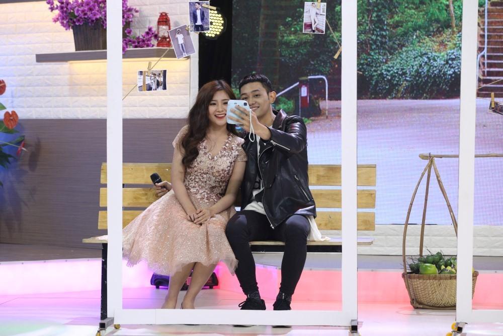 Minh Tuyền và Hoài Bảo