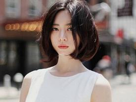 Những kiểu tóc đẹp dành cho mái tóc mỏng