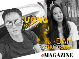 XEM TƯỚNG Cường Đô La và Đàm Thu Trang: Gương mặt 'tướng phu thê' báo hiệu đám cưới đang đến gần