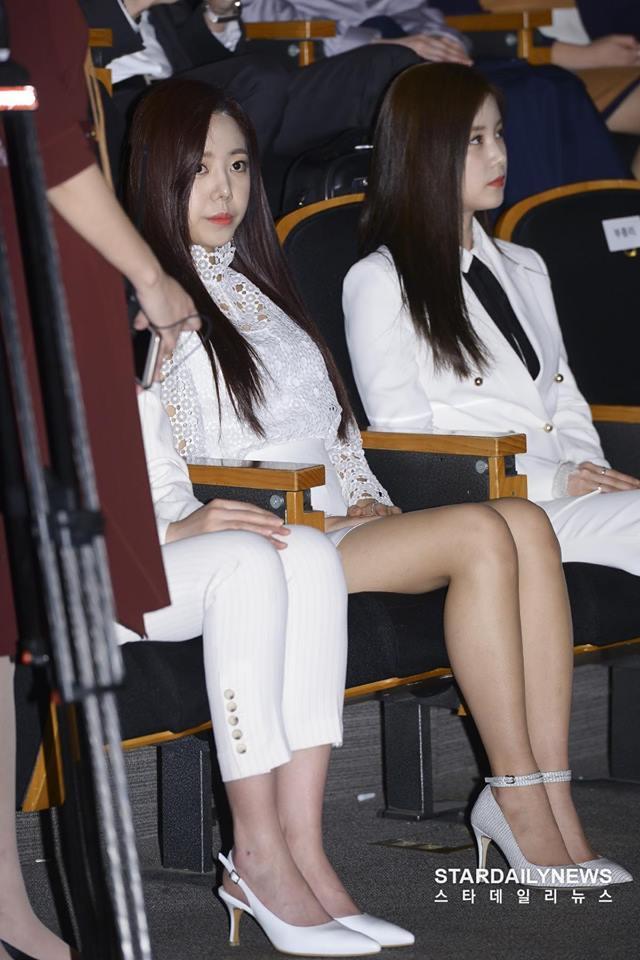 Shock với gương mặt APink Namjoo khác lạ không ai nhận ra