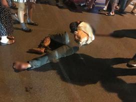 Gia cảnh cực khổ của người đàn ông bị xe bán tải kéo lê hàng trăm mét