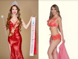 Hé lộ thân thế Hoa hậu người Việt Quốc tế Hoàng Hải My