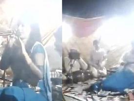 Nữ ca sĩ đang mang thai bị bắn chết vì vừa ngồi vừa hát