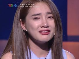 Nhã Phương rơi nước mắt nói về người quan trọng nhất trong đời