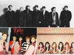 3 idolgroup lọt tầm ngắm của 'lời nguyền số 7' trong năm 2018