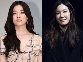 Sao Hàn 14/4: Han Hyo Joo cùng Han Ji Min gửi xe đồ ăn tới ủng hộ bạn thân