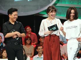 Bị nói móc, Lan Ngọc suýt tố scandal của Trường Giang với Nam Em trên sóng truyền hình