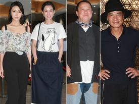 Bị tố cưỡng bức Lam Khiết Anh và nhiều mỹ nhân Hoa ngữ, Tăng Chí Vỹ vẫn 'tươi như hoa' trong tiệc sinh nhật lớn
