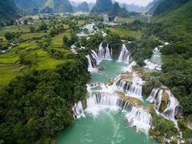 Vẻ đẹp hùng vĩ của Non Nước Cao Bằng - Công viên địa chất Toàn cầu