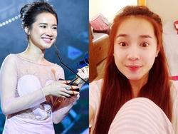 Tin sao Việt: Nhã Phương khoe khoảnh khắc đẹp sau khi né tránh mối quan hệ với Trường Giang