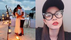 Giữa lúc vợ chồng Bình Minh kỷ niệm 10 năm ngày cưới, Trương Quỳnh Anh than vãn 'cô đơn lạ thường'