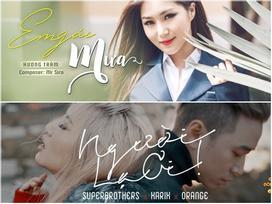 Mất bao lâu để Sơn Tùng M-TP, Hương Tràm, Karik có MV đạt hơn 100 triệu view?
