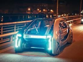 Taxi tương lai sẽ khiến hành khách choáng ngợp