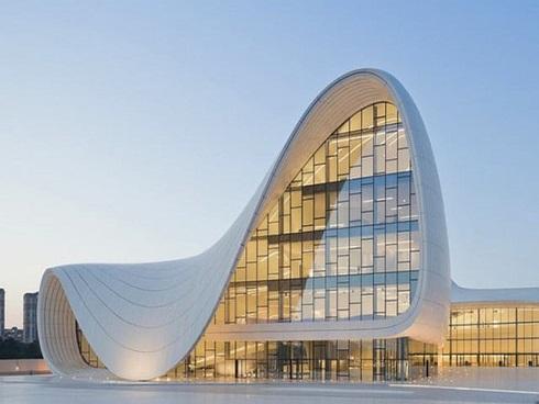 Những tòa nhà độc đáo và hiện đại nhất hành tinh