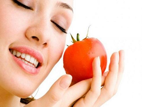 7 tác dụng làm đẹp của cà chua