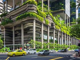 Những kiến trúc độc đáo nhất thế giới