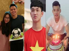 Chỉ trong tháng 4, fan Việt cực tất bật chuẩn bị sinh nhật cho 8 soái ca U23 Việt Nam