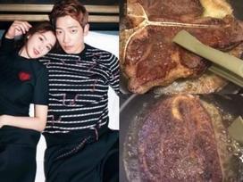Chiều vợ như Bi Rain: Không chỉ chi 400 triệu chăm sóc Kim Tae Hee sau sinh, Bi còn tự tay nấu ăn cho vợ