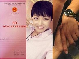 Phương Thanh kết hôn ở tuổi 45: hóa ra chỉ là chuyện của vở kịch?